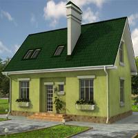 проект дома 49-12 общ. площадь 116,9 м2