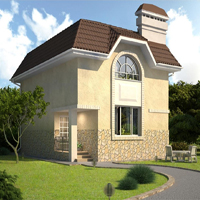 проект дома 49-13 общ. площадь 109,9 м2