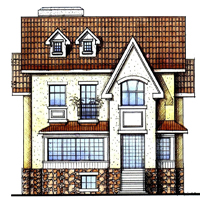 проект дома 49-68 общ. площадь 259 м2