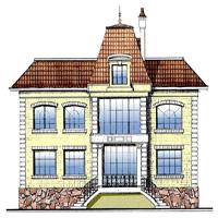проект дома 48-37 общ. площадь 406,7 м2