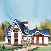 проект дома 48-68 общ. площадь 269,5 м2