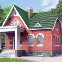 проект дома 48-56 общ. площадь 183,2 м2