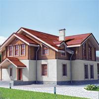 проект дома 48-76 общ. площадь 384,5 м2