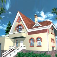 проект дома 48-57 общ. площадь 478,1 м2