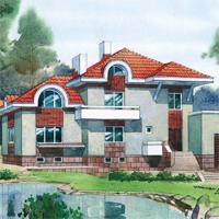 проект дома 48-64 общ. площадь 554,88 м2