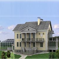 проект дома 48-99 общ. площадь 792,4 м2