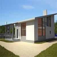 проект дома 47-24 общ. площадь 109,4 м2