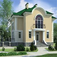 проект дома 47-26 общ. площадь 362,1 м2