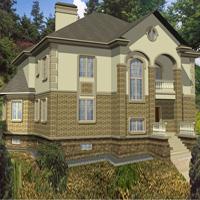 проект дома 47-42 общ. площадь 565 м2