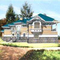 проект дома 47-48 общ. площадь 970,8 м2