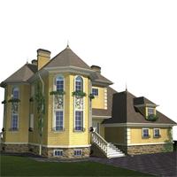 проект дома 47-78 общ. площадь 329,5 м2