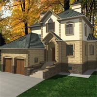 проект дома 47-68 общ. площадь 420 м2