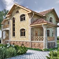 проект дома 47-62 общ. площадь 274,2 м2