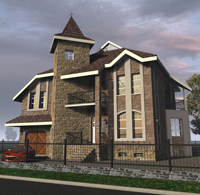 проект дома 46-40 общ. площадь 323,5м2