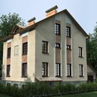 проект дома 46-41 общ. площадь 576,5м2