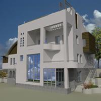 проект дома 46-51 общ. площадь 532,6м2