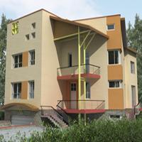 проект дома 46-54 общ. площадь 525,8м2