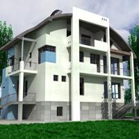 проект дома 46-55 общ. площадь 520,3м2