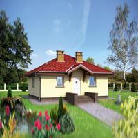 проект дома 46-82 общ. площадь 49,9м2