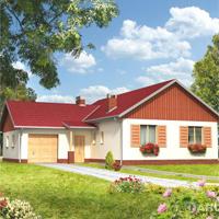 проект дома 46-89 общ. площадь 117,0м2