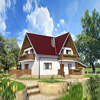 проект дома 46-90 общ. площадь 142,1 м2