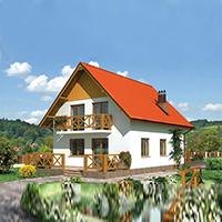 проект дома 46-91 общ. площадь 159 м2