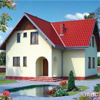 проект дома 55-37 общ. площадь 136,5м2