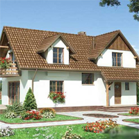 проект дома 55-38 общ. площадь 125,5м2