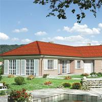 проект дома 55-44 общ. площадь 195,8м2