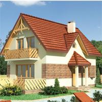 проект дома 55-65 общ. площадь 95,2м2