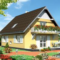 проект дома 55-70 общ. площадь 133,3м2