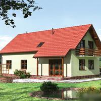 проект дома 55-75 общ. площадь 149,0м2