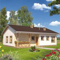 проект дома 55-82 общ. площадь 94,1м2