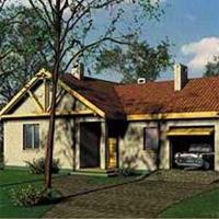 проект дома 55-85 общ. площадь 135,4м2