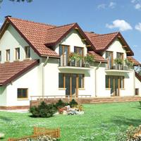 проект дома 56-26 общ. площадь 139,6м2