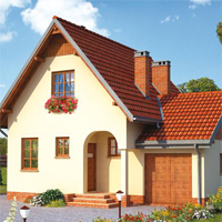 проект дома 56-40 общ. площадь 126,1м2