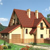 проект дома 56-71 общ. площадь 143,7м2