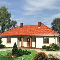проект дома 56-81 общ. площадь 98,0м2