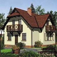 проект дома 56-82 общ. площадь 133,6м2