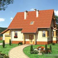 проект дома 56-83 общ. площадь 149,1м2