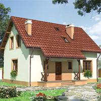 проект дома 56-96 общ. площадь 131,1м2