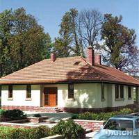 проект дома 56-97 общ. площадь 139,2м2
