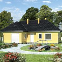проект дома 81-11 общ. площадь 144,6м2