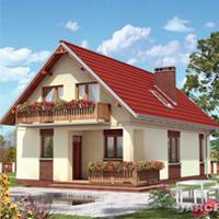 проект дома 81-23 общ. площадь 128,0м2