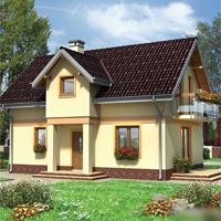 проект дома 81-42 общ. площадь 114,2м2
