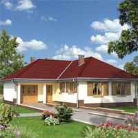 проект дома 81-44 общ. площадь 135,1м2