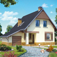 проект дома 81-51 общ. площадь 130,5м2
