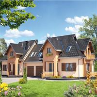 проект дома 81-54 общ. площадь 145,3м2