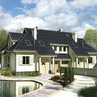 проект дома 81-74 общ. площадь 136,4м2