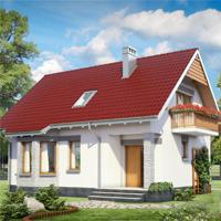 проект дома 81-92 общ. площадь 121,6м2